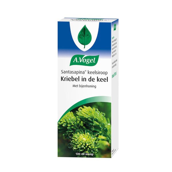 A. Vogel Santasapina siroop 100ml
