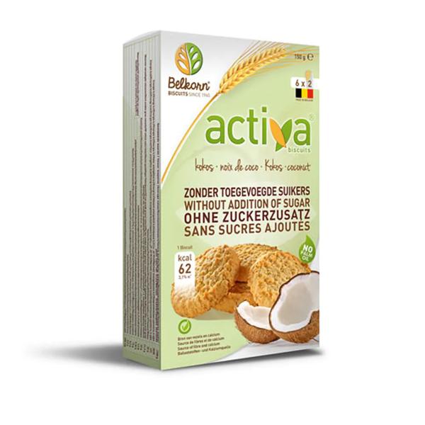 Activa Kokos koekjes 150g