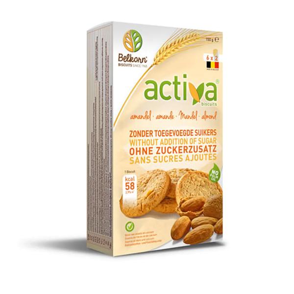 Activa Amandel koekjes 150g