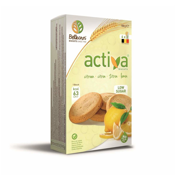 Activa Citroen koekjes 160g