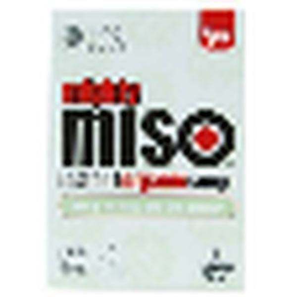 King Soba Miso soep instant met tofu & gember bio 6x10g