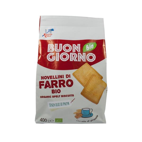 La Finestra Ontbijtkoek spelt bio 400g