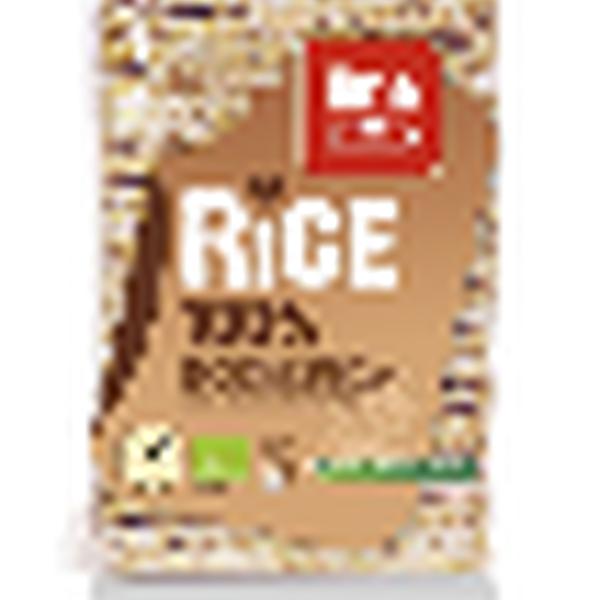 Lima Rijstwafels dun rechthoekig mz glutenvrij bio 130g