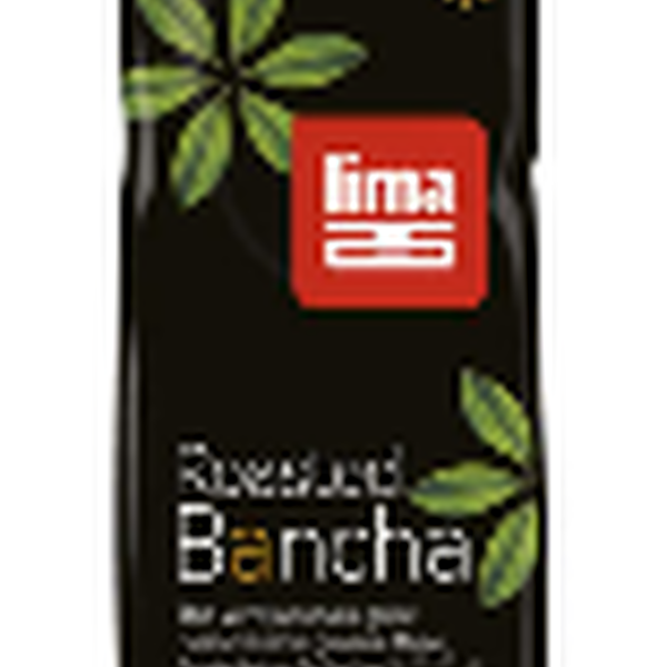 Lima Bancha geroosterde groene thee bio 75g