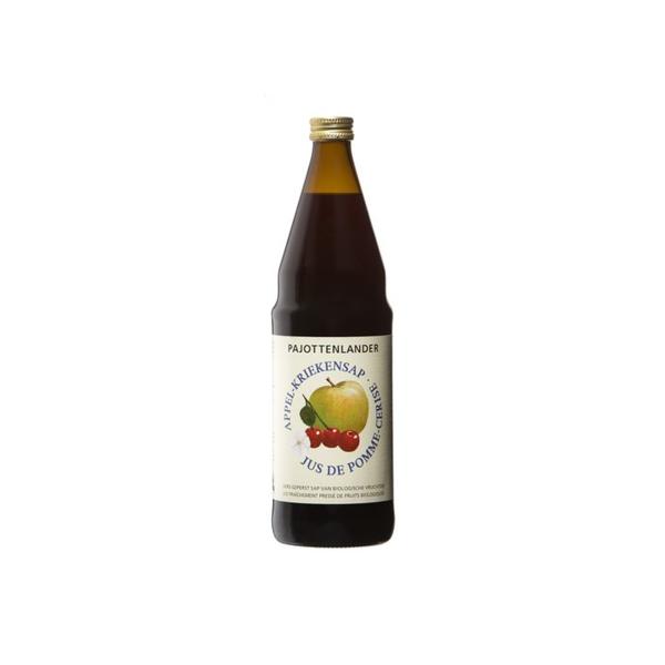 Pajottenlander Appel-kriekensap bio 0,75L