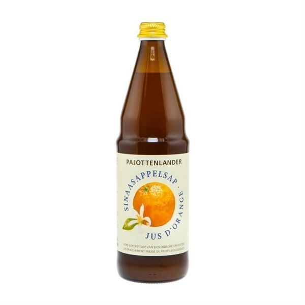 Pajottenlander Sinaasappelsap bio 0,75L