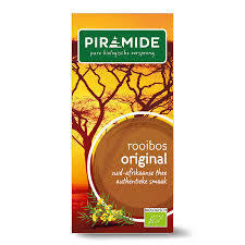 Piramide Rooibos original bio 20 builtjes