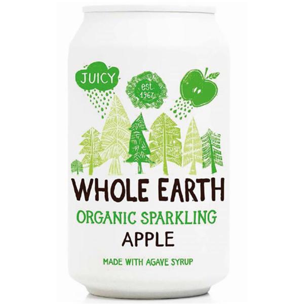Whole earth Apple bio 330ml
