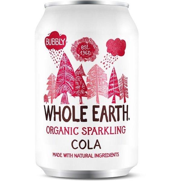 Whole earth Cola bio 330ml