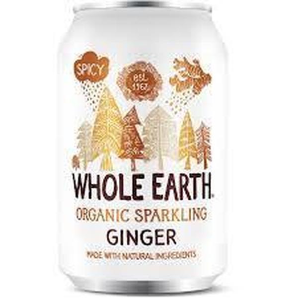 Whole earth Ginger bio 330ml