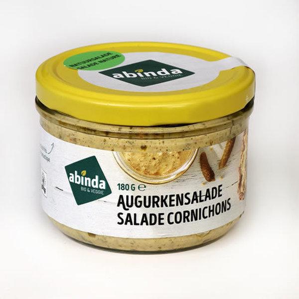 Abinda Augurken salade bio 180g