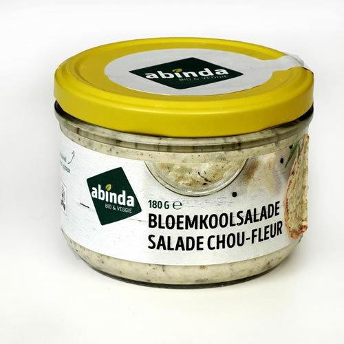 Abinda Bloemkool salade bio 180g