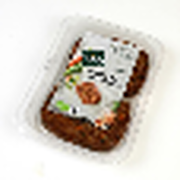 Abinda Burger groenten bio 2x100g