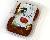 Abinda Burger quinoa kaas bio 2x100g