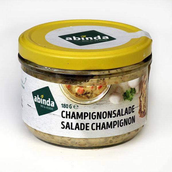 Abinda Champignonsalade bio 180g