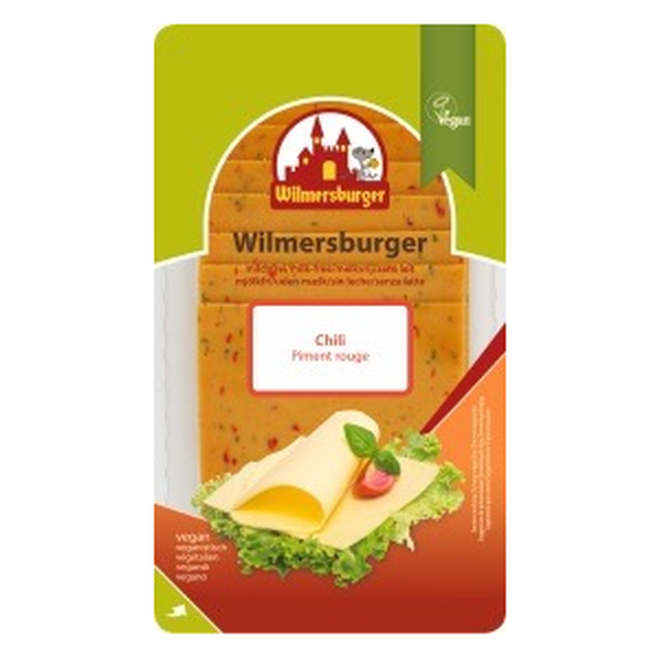 Wilmersburger sneetjes chili glutenvrij 150g