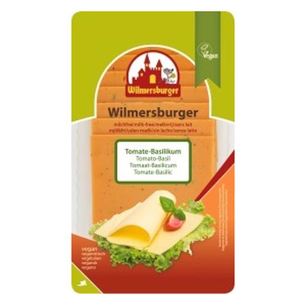 Wilmersburger sneetjes tomaat basilicum glutenvrij 150g